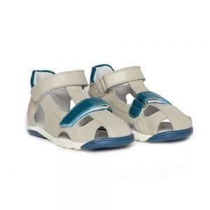 sandale copii piele