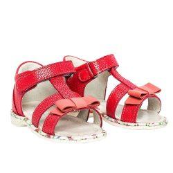 sandale fetite cu talonet