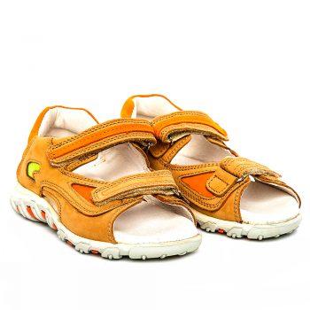 sandale piele pentru baieti
