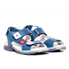 sandale piele baieti