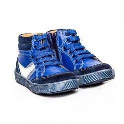 Pantofi primii pasi piele