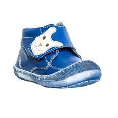 pantofi din piele cu talpa flexibila
