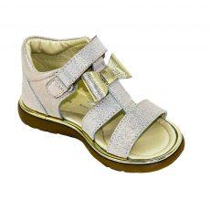 sandale din piele pentru fetite