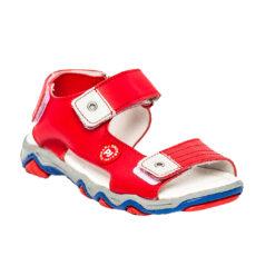 sandale din piele pentru baieti